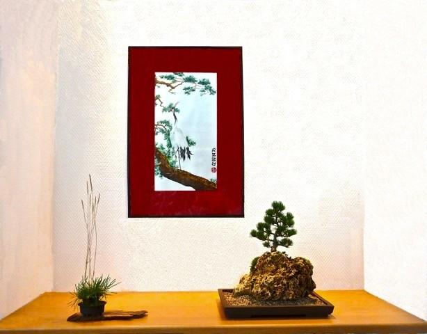 Pinus op rots, Kees v.d Pot
